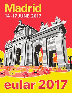 EULAR 2017 Madrid - Annual European Congress of Rheumatology